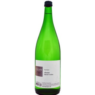 2020 SILVANER trocken 1,0 L - Weingut Glaser