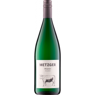 2019 Metzger Rivaner trocken 1,0 L - Weingut Metzger