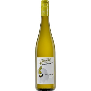 2018 CHARMEUR Riesling Spätlese feinherb - Weingut Weinmanufaktur Schneiders