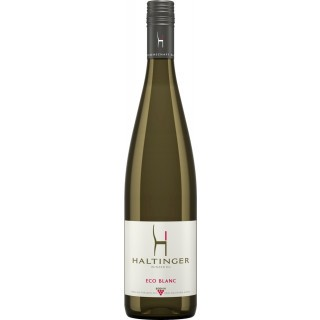 2015 Eco Blanc ECOVIN Weisswein QbA Trocken Bio - Weingut Haltinger