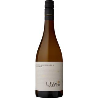 2019 Weißer Burgunder QbA Trocken - Weingut Fritz Walter