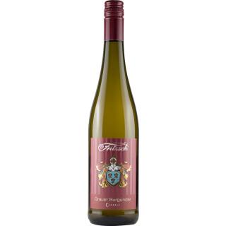 2020 Grauer Burgunder Classic halbtrocken - Weingut Fritzsch & Sohn
