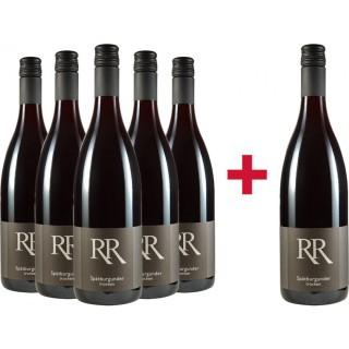 5+1 Paket Spätburgunder trocken Paket - Weingut Richard Rinck