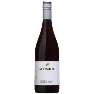 2016 CUVÉE C Rotwein trocken Bio - Ökologisches Weingut Schmidt