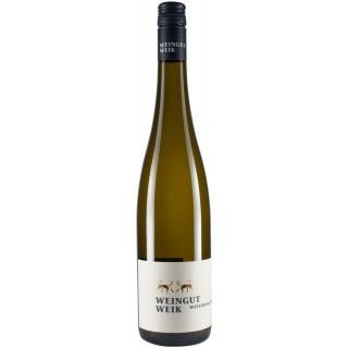 2018 Weißer Burgunder trocken - Weingut Weik