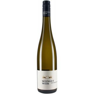 2019 Weißer Burgunder trocken - Weingut Weik