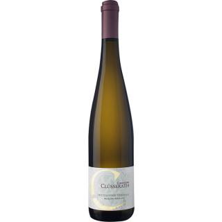 2020 Trittenheimer Apotheke Riesling Spätlese fruchtsüß süß - Weingut Christoph Clüsserath