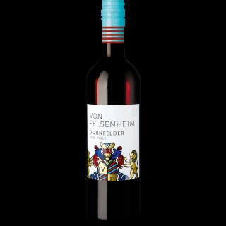 2018 Von Felsenheim Dornfelder - Weingut Vier Jahreszeiten