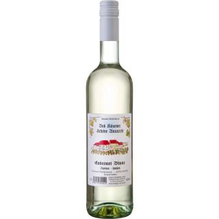 2019 Bad Kösener Schöne Aussicht Cabernet Blanc trocken - Weingut Schulze