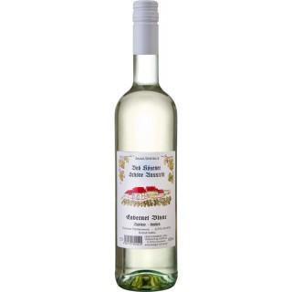2020 Bad Kösener Schöne Aussicht Cabernet Blanc Auslese trocken - Weingut Schulze