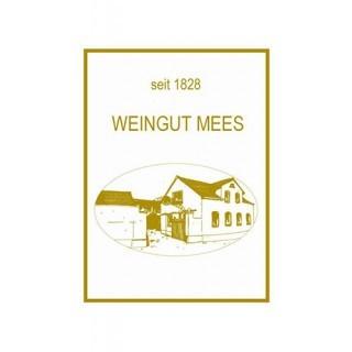 2016 Kreuznacher Rosenberg Portugieser und Dunkelfelder Rotwein QbA feinherb - Weingut Mees