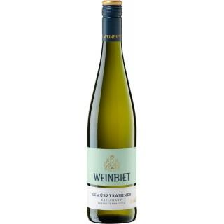 2018 Mussbacher Eselshaut Gewürztraminer Kabinett fruchtig - Weinbiet Manufaktur
