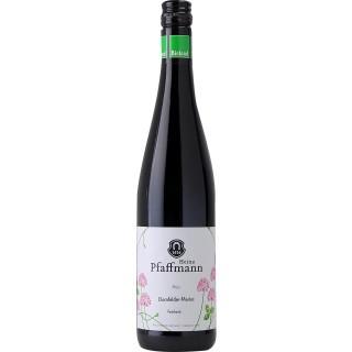2018 Dornfelder-Merlot feinherb BIO - Weingut Heinz Pfaffmann