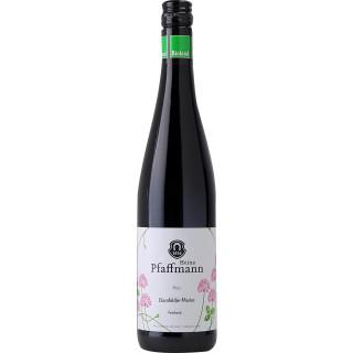 2018 Dornfelder-Merlot feinherb - Weingut Heinz Pfaffmann