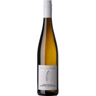 2020 Riesling&Gewürztraminer trocken - Weingut Studier