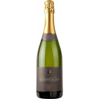Zeller Abtsberg Crémant Baden Pinot Noir Blanc de Noirs brut - Weinmanufaktur Gengenbach