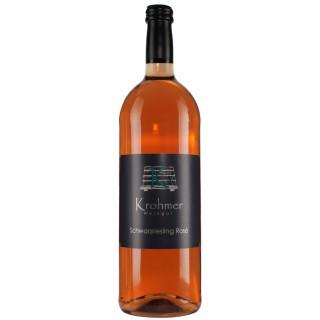 2020 Schwarzriesling Rosé halbtrocken 1,0 L - Weingut Krohmer