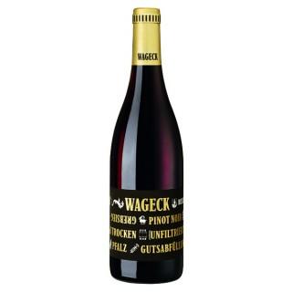 2014 Geisberg Pinot Noir trocken - Weingut Wageck