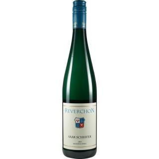 2015 Filzener Herrenberg Spätlese feinfruchtig feinherb - Weingut Reverchon