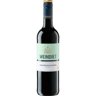 2018 Spätburgunder Classic trocken - Weinbiet Manufaktur