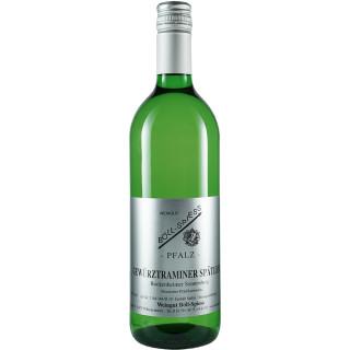 2018 Gewürztraminer Spätlese -Bockenheimer Sonnenberg lieblich - Weingut Böll-Spieß