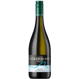 2018 TRIAS Weißwein lieblich Bio - Weingut Wörthmann