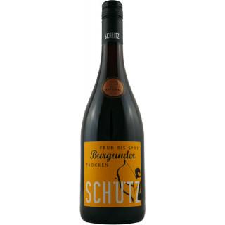2019 Früh- bis Spätburgunder Rotweincuvée trocken - Wein Gut Schütz