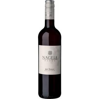 """""""Rot+Holz"""" Rotweincuvée Trocken - Weingut Nägele"""