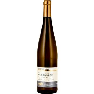 2018 Riesling Auslese Weißwein edelsüß süß Nahe Kreuznacher Paradies Nahe - Weingut Mees