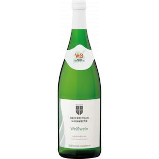 2018 Weißwein-Cuvée Rauenberger Mannaberg halbtrocken 1,0 L - Winzer von Baden