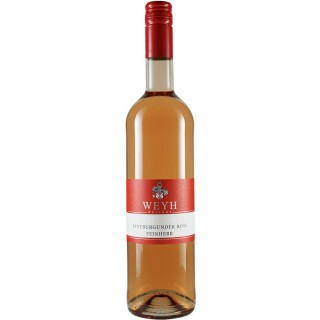 2019 Spätburgunder Rosé feinherb - Weingut Weyh