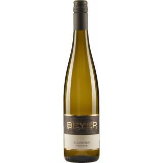 2017 Silvaner QbA feinherb - Weingut Johann P. Beyer