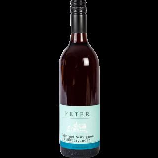 2017 Cabernet Suvignon Frühburgunder Rotwein trocken - Weingut Peter