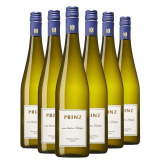 Riesling vom bunten Schiefer VDP.Gutswein feinherb Paket - Weingut Prinz