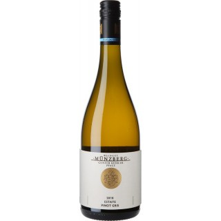 2018 Estate Pinot Gris trocken - Weingut Münzberg