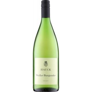 2018 Weißer Burgunder 1L - Weingut Hauck