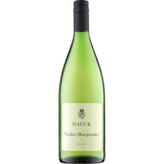 2019 Weißer Burgunder 1L - Weingut Hauck