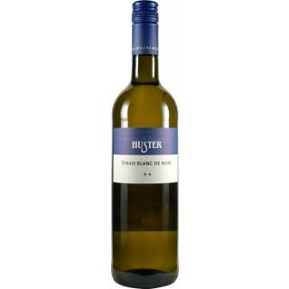 2019 Syrah Blanc de Noirs trocken BIO - Weingut Huster