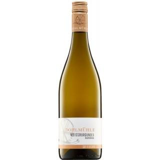 2018 Weißer Burgunder QbA halbtrocken - Weingut Dohlmühle