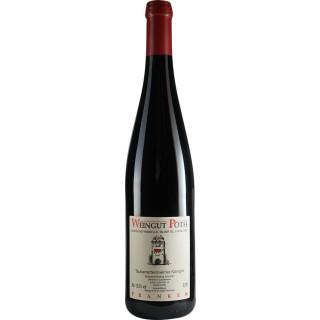2016 Tauberrettersheimer Königin Schwarzriesling Qualitätswein trocken - Weingut Poth