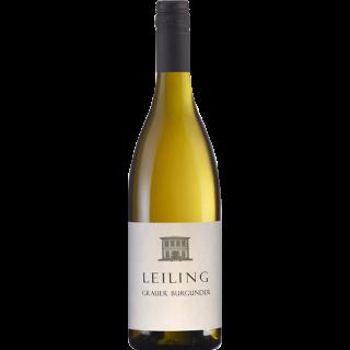 2017 Grauer Burgunder trocken - Weingut Leiling