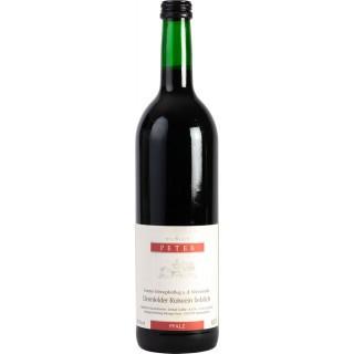 2018 Dornfelder Rotwein lieblich - Weingut Peter