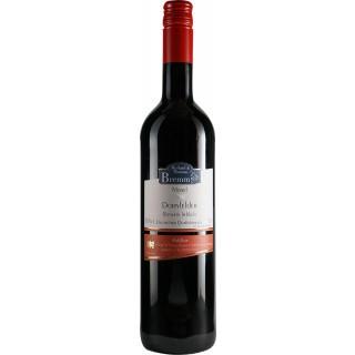 2018 Dornfelder Rotwein Qualitätswein lieblich - Weingut Bremm