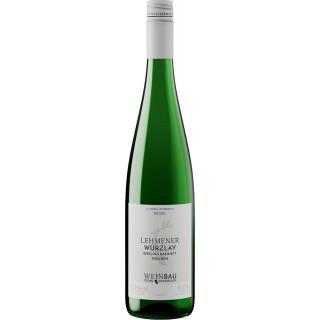 2019 Lehmener Würzlay Riesling Kabinett trocken - Weinbau Weckbecker