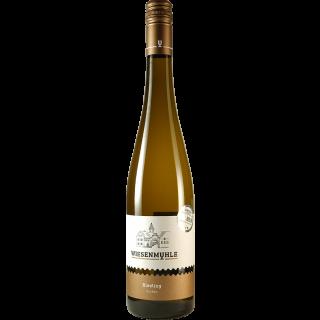 2018 Riesling QbA trocken - Wein & Sekt Wiesenmühle