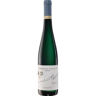 2015 Trittenheimer Apotheke Riesling Spätlese trocken - Bischöfliche Weingüter Trier