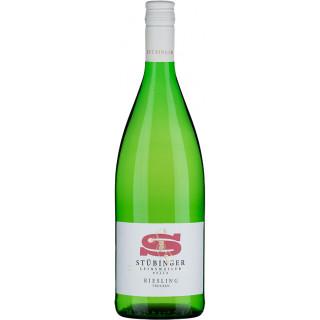 2020 Riesling trocken 1,0 L - Weingut Stübinger