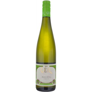 2018 Bacchus lieblich - Weingut Geil