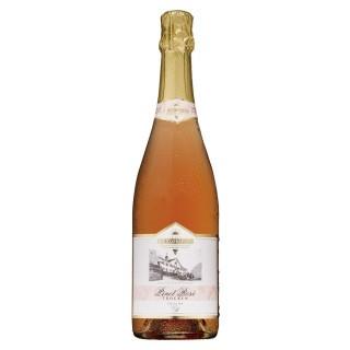 2016 Schloss Bürgeln Pinot Rosé trocken Sekt b.A. trocken - Winzergenossenschaft Schliengen-Müllheim