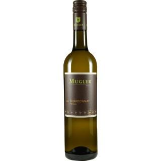 2017 Chardonnay trocken - Weingut Mugler